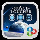 Space Toucher Point Theme icon