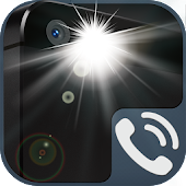 Call Flash Light App