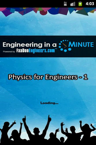 Physics for Engineers - 1 1