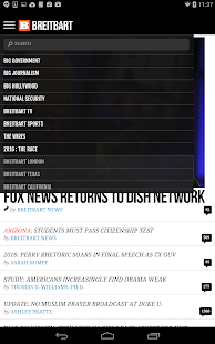 Breitbart- screenshot thumbnail
