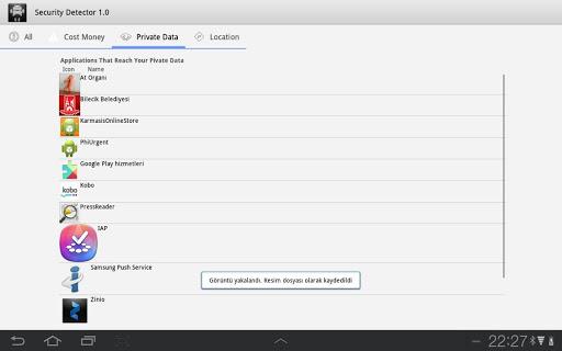 玩免費工具APP|下載Security Detector Demo app不用錢|硬是要APP