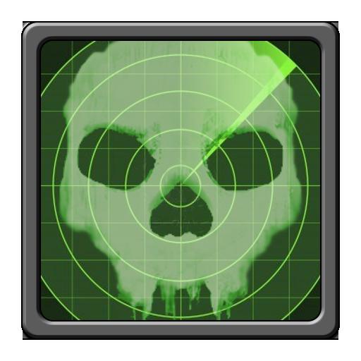鬼魂探測器 LOGO-APP點子