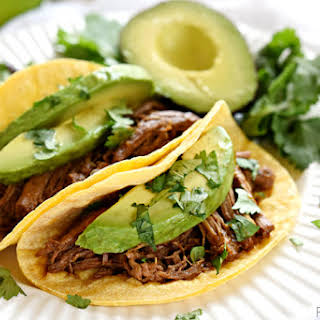 Slow Cooker Beef Barbacoa.