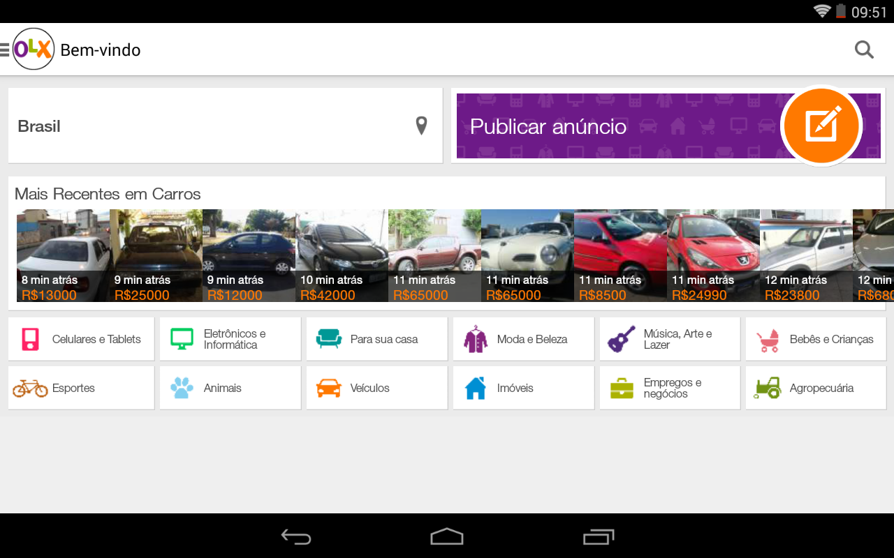 OLX Classificados Grátis – Apps para Android no Google Play - photo#21