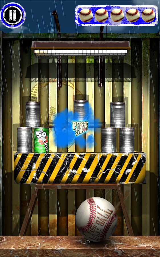 Only Can Knockdown- screenshot