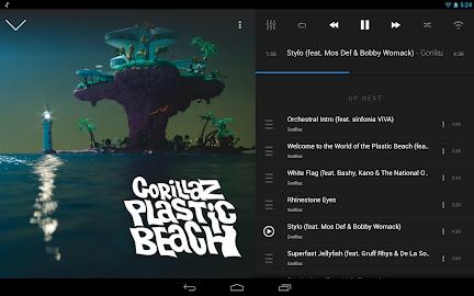 doubleTwist Player MusicPlayer Screenshot 1