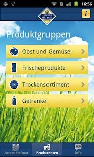 Unsere Heimat - echt & gut- screenshot thumbnail