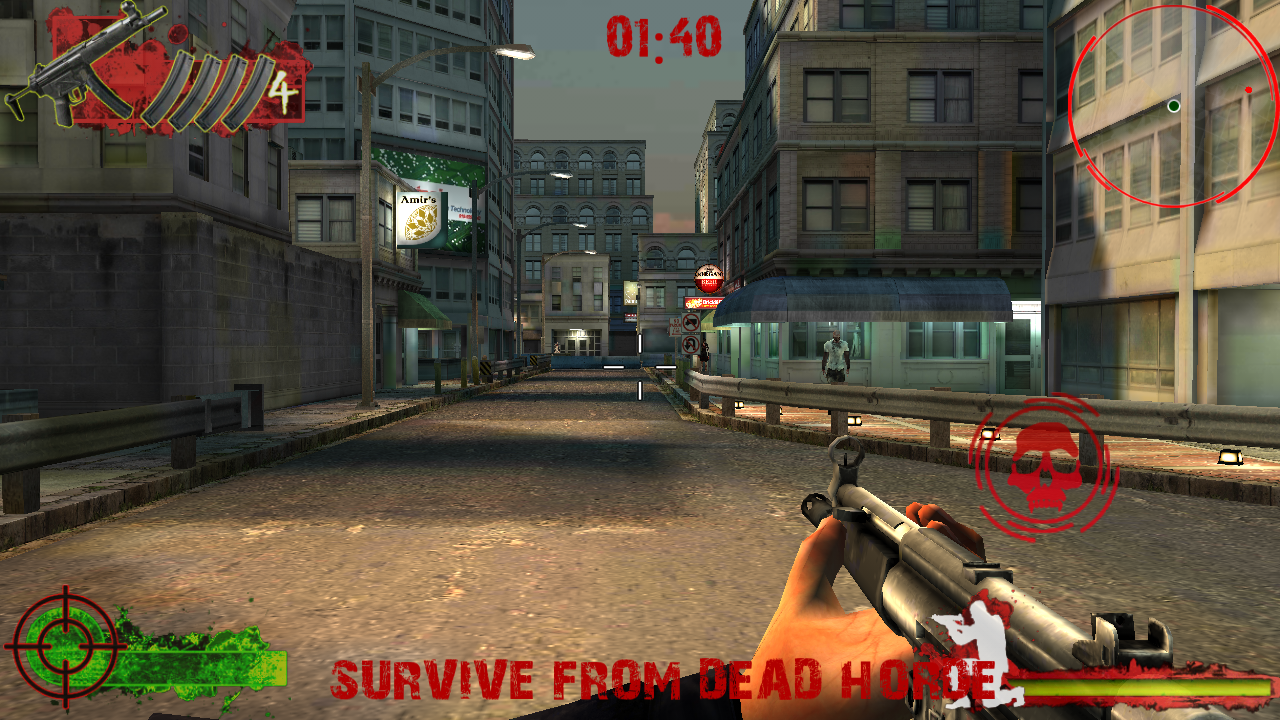 Death Zone - screenshot