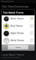 Screenshot of Tidal Chronoscope