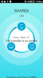 SHAREit - Connect & Transfer- screenshot thumbnail