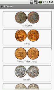 USA and Euro Coins- screenshot thumbnail