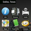 Dallas Travel Guide icon