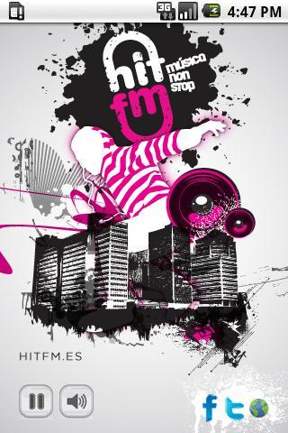 HitFM - screenshot