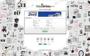 Value Airlines, your personal travel hotline