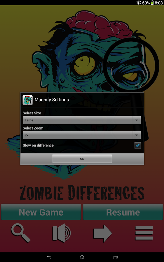 Zombie Differences - screenshot