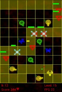Pixel Defense Lite - screenshot thumbnail