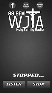 WJTA Live- screenshot thumbnail