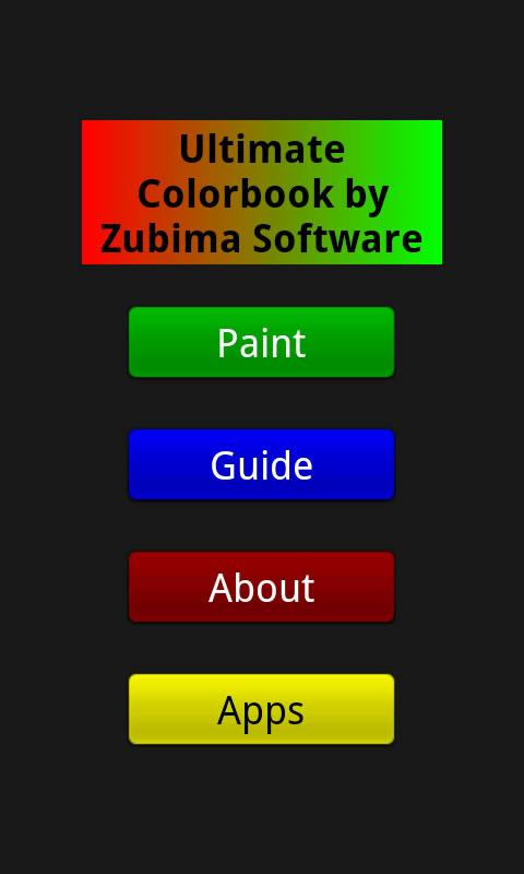 Ultimate Colorbook Free- screenshot