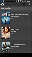 Screenshot of Paramount Movies
