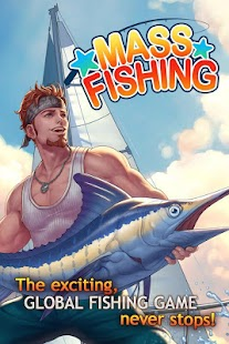LINE MASS FISHING - screenshot thumbnail