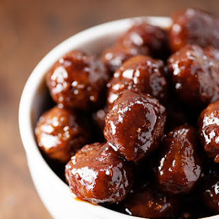 Grape Jelly Meatballs