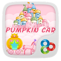 Pumpkin Car GO LauncherTheme icon