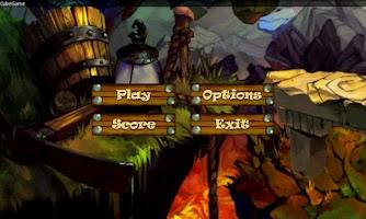 Screenshot of Cube Game