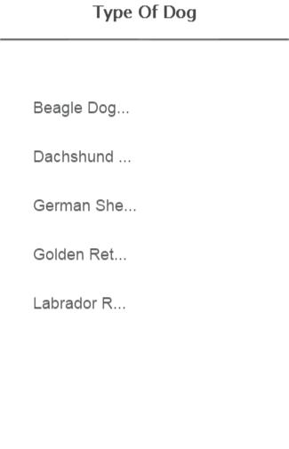 玩書籍App|Type Of Dog免費|APP試玩