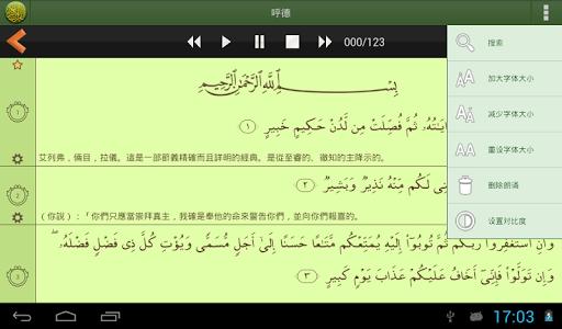 Quran Chinese Pro (中文《古兰经》译释)|玩書籍App免費|玩APPs