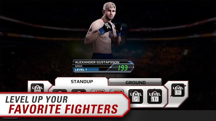 EA SPORTS™ UFC - screenshot