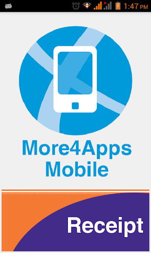 More4Apps Mobile PO Receipting
