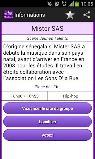 【免費音樂App】Fête de la Musique Strasbourg-APP點子