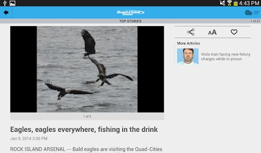 The Dispatch-Rock Island Argus - screenshot thumbnail