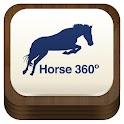 Horse 360 icon