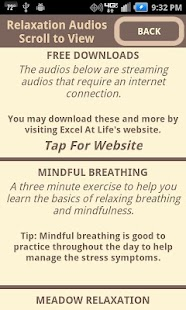 Qi Gong Meditation Relaxation - screenshot thumbnail