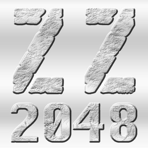 字母型 2048 LOGO-APP點子
