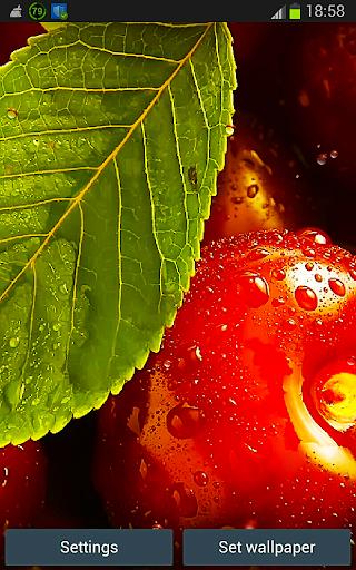 HD Cherry Wallpaper App