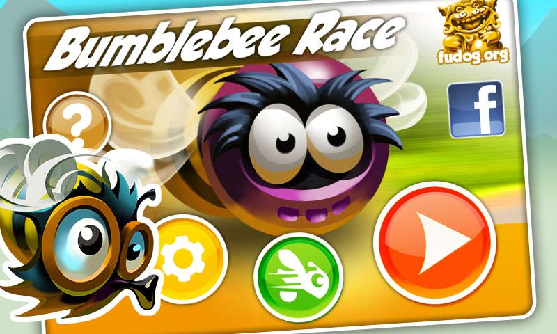 Bumblebee Race - screenshot