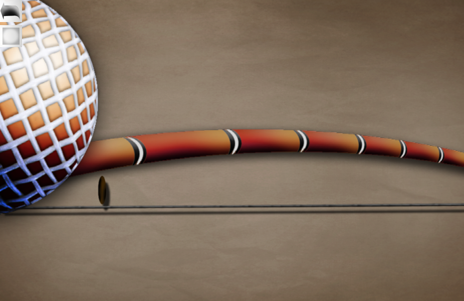 Berimbau de Capoeira - screenshot