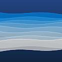 Abubu waves live wallpaper icon