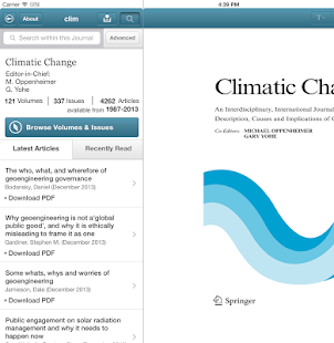 Climatic Change - screenshot thumbnail