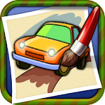 Coloring Book Car-draw game 1.0.12 Apk