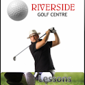 RiverSide Golf Centre logo