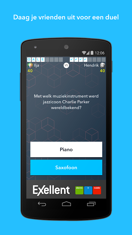 Blokken- screenshot