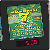 ==Magnificent 7s Lotto Card==