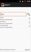 Screenshot of Gudang Hukum Indonesia
