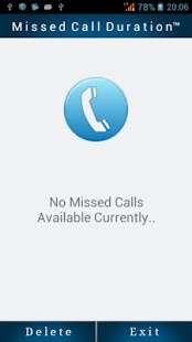 Missed Call Duration