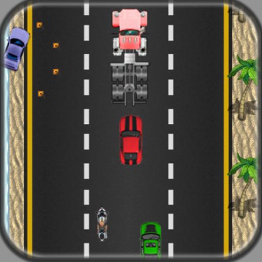 Car Highway Racing 賽車遊戲 LOGO-玩APPs