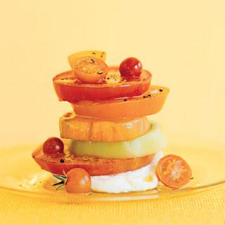 Heirloom-Tomato Salad