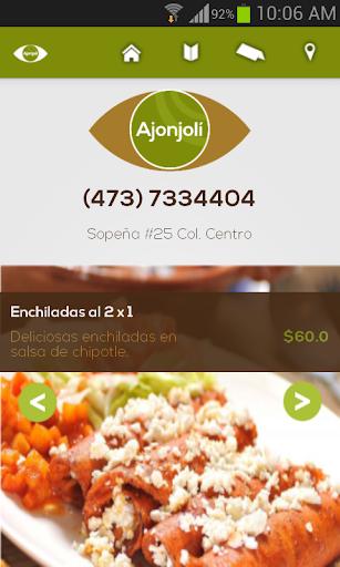 【免費購物App】Ajonjolí-APP點子